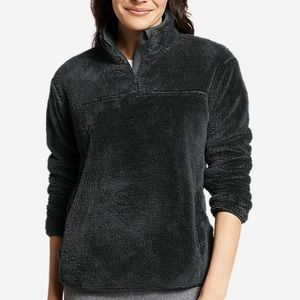 Eddie Bauer Quest Plush Fleece 1/4-Zip